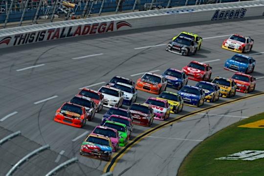 2012 NASCAR Sprint Cup Series Talladega
